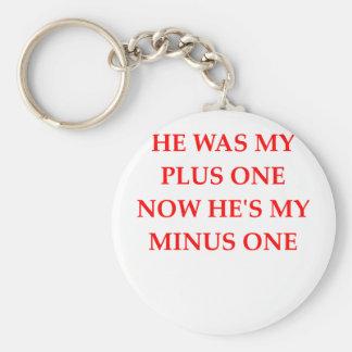 Porte-clés divorce