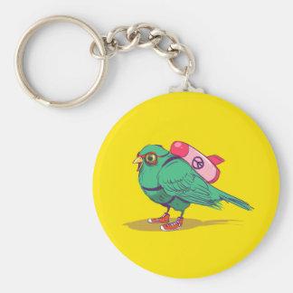 Porte-clés Funny BIRD