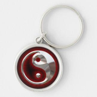 porte clés le ying et le yang keychain