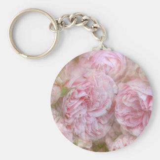 Porte-clés Roses romantiques - Romantic Roses