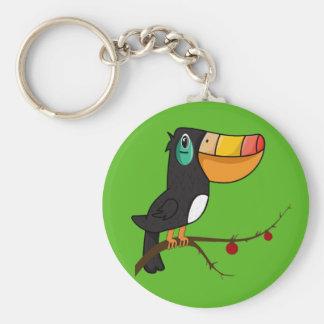 Porte-clés Toucan