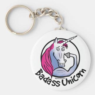 Porte-clés Unicorn cool corne une brutale