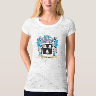 Porter Coat of Arms - Family Crest T-Shirt