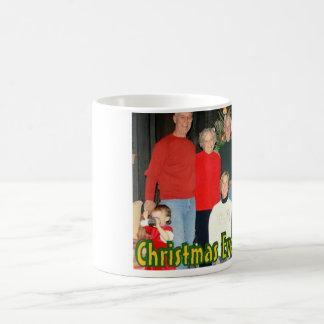PORTER FAMILY CHRISTMAS EVE 2009 MUG 1