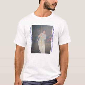 Porter would dance on a pole T-Shirt