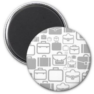 Portfolio a background magnet