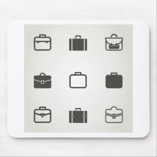 Portfolio an icon mouse pad
