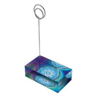 Porthole Card in Acrylic, pretty gift harmonizes Table Card Holder