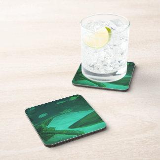 Porthole Drink Coaster