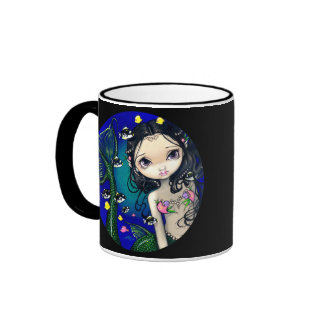 """Porthole Mermaid"" Mug"