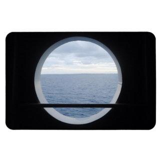 Porthole View Magnet