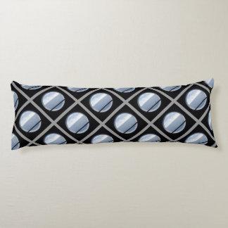 Porthole View Pattern Body Pillow