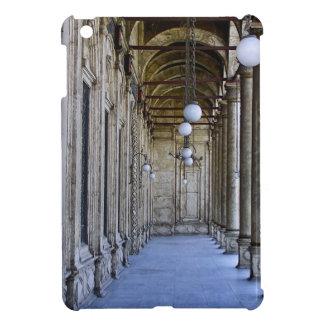 Portico of the Sultan Ali mosque in Cairo iPad Mini Cover