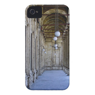 Portico of the Sultan Ali mosque in Cairo iPhone 4 Case-Mate Case