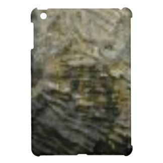 portion of the rock in stone cover for the iPad mini