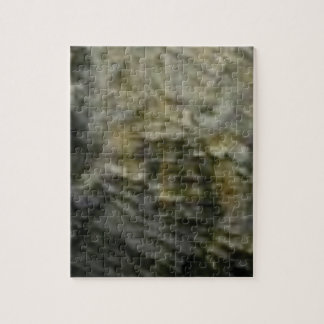 portion of the rock in stone jigsaw puzzle