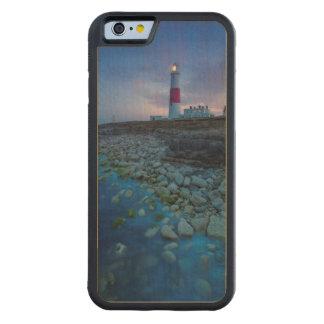 Portland Bill Lighthouse Maple iPhone 6 Bumper