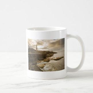 Portland Bill Seascapes Coffee Mug