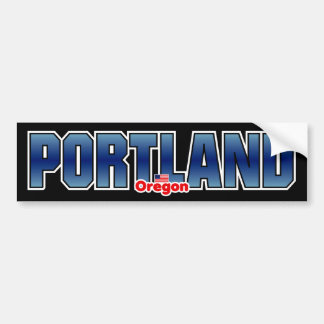 Portland Bumper Bumper Sticker
