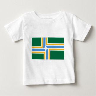 Portland Flag Baby T-Shirt