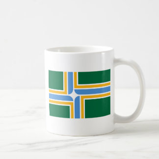 Portland Flag Coffee Mug
