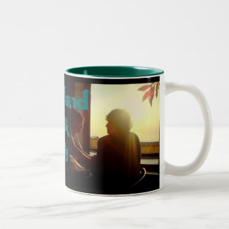 Portland..Fraz&Beefy Two-Tone Coffee Mug