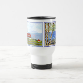 "Portland Head Light ""A View from the Hill"" & SMCC Travel Mug"