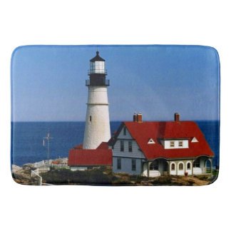 Portland Head Light Bath Mat