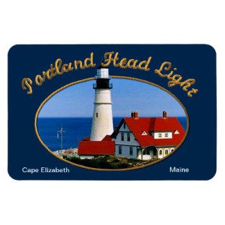 Portland Head Light Magnet
