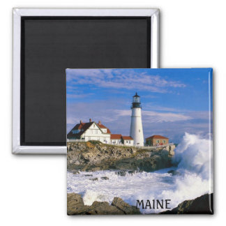 PORTLAND HEAD LIGHT, MAINE MAGNET