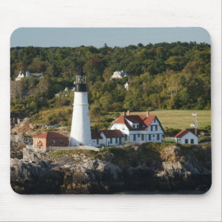 Portland Head Light Mouse Pad