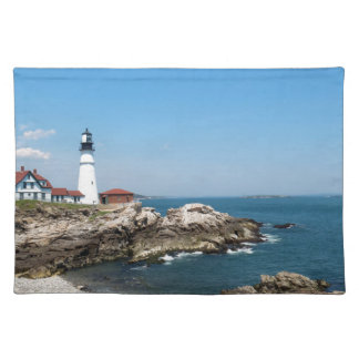 Portland Head Light ovelooking Casco Bay Placemat