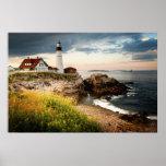Portland Head Lighthouse | Cape Elizabeth, Me Poster