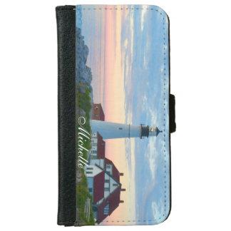 Portland Head Lighthouse iPhone 6 Wallet Case