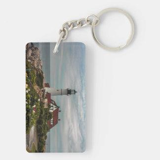 Portland Head Lighthouse Key Chain