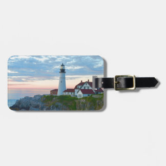 Portland Head Lighthouse Luggage Tag