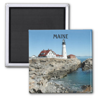 PORTLAND HEAD LIGHTHOUSE, MAINE MAGNET