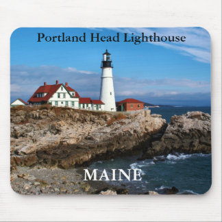 Portland Head Lighthouse, Maine Mousepad