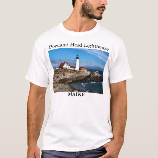 Portland Head Lighthouse, Maine Shirt