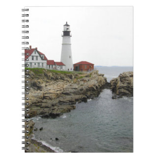 Portland Head Lighthouse Notebook