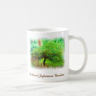 Portland Japanese Garden coffee mug
