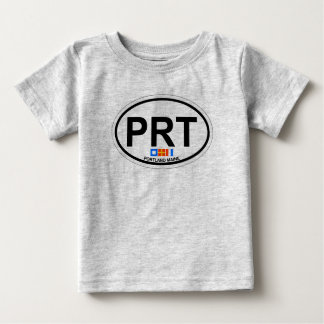 Portland Maine. Baby T-Shirt