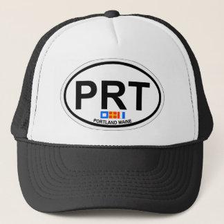 Portland Maine. Trucker Hat