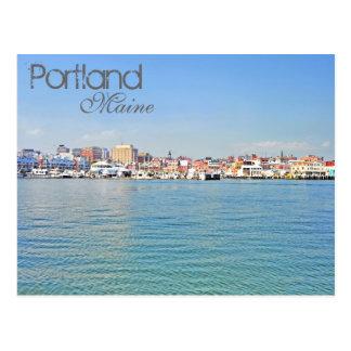 Portland, Maine, U.S.A. Postcard