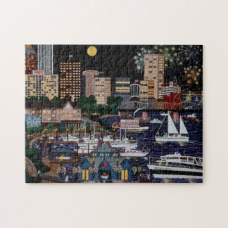 Portland @ Night Puzzle