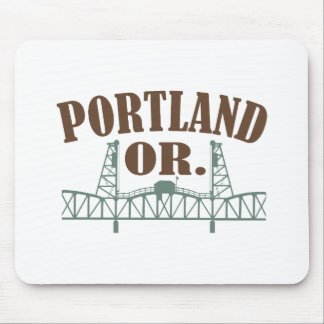 Portland OR Mouse Pad