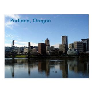 Portland, OR Postcard
