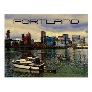 Portland (OR) Postcard