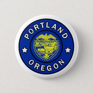 Portland Oregon 2 Inch Round Button