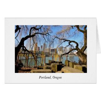 Portland, Oregon Card